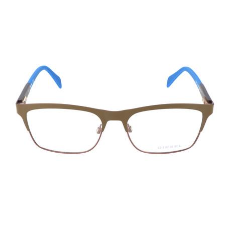 Men's DL5133 Frames // Brown + Blue