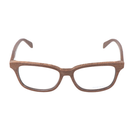Goethe Optical Frame // Brown