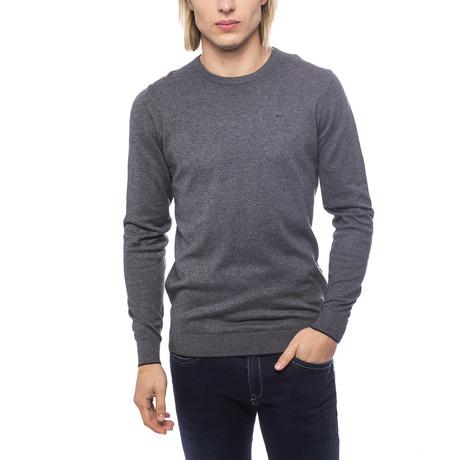 Tricot Sweater // Metal Melange