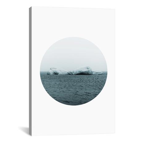 Circular Landscapes 3 // Rio Jökulsá á Fjöllum