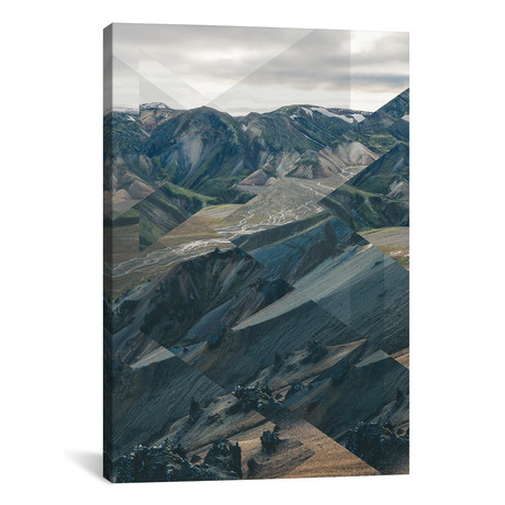 Scattered Landscapes 3 // Landmannalaugar