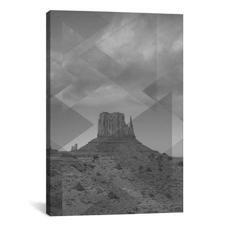 Scattered Landscapes 4 // Monument Valley