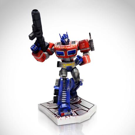 Vintage 2003 // Optimus Prime