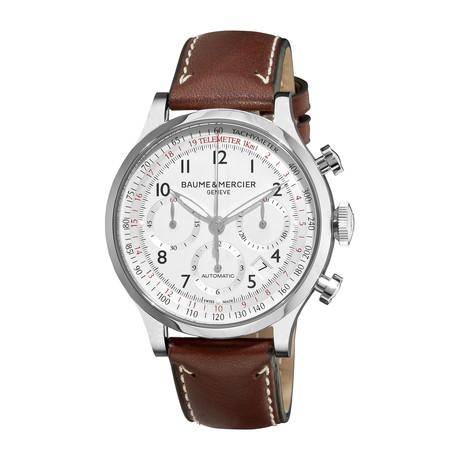 Baume & Mercier Capeland Chronograph Automatic // 10000