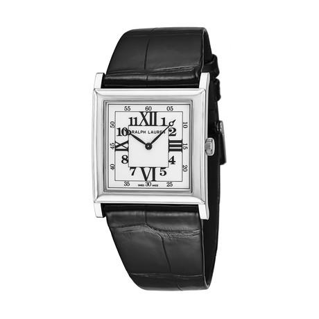 Ralph Lauren Slim Classique Automatic // RLR0132707