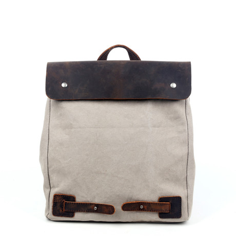 Canvas Cooper Backpack