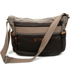 Tapa Mail Bag // Grey