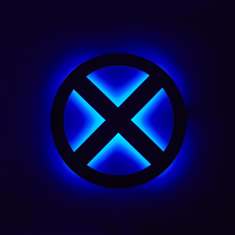 X-MEN Logo // Floating...