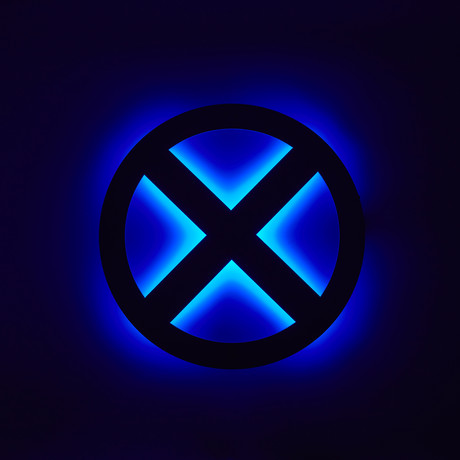 X-MEN Logo // Floating...