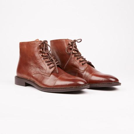 Piston Lace-Up Boot // Black (US: 8)