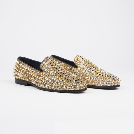 Luxor Loafer // Gold (US: 8)
