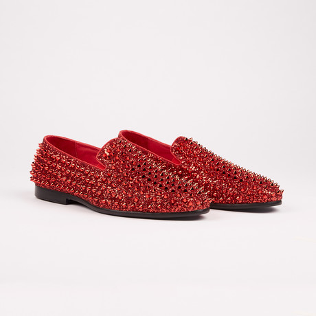 Luxor Loafer // Red (US: 8)