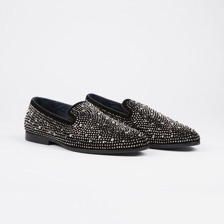 Luna Loafer // Silver (US: 8)