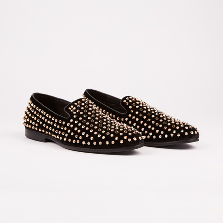 Leopold Loafer // Black (US: 8)