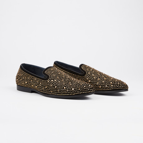 Luna Loafer // Gold (US: 8)