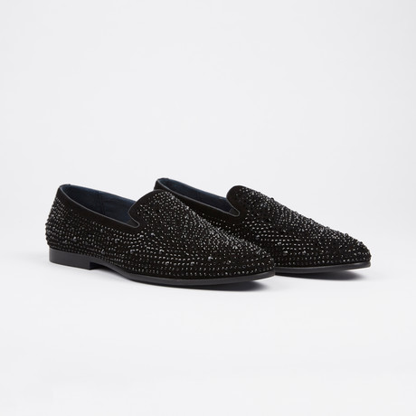 Luna Loafer // Black (US: 8)