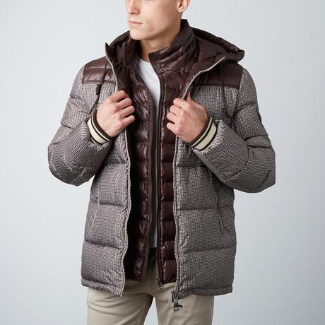 Wolf Jacket // Brown (XL)