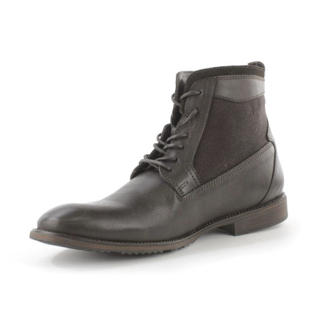 Soul Lace-Up Boot // Brown