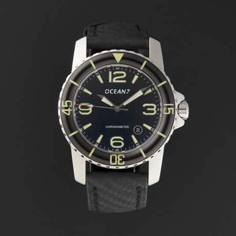 Ocean7 Dress Diver COSC Chronometer Automatic // LM-5CL