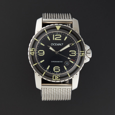 Ocean7 Dress Diver COSC Chronometer Automatic // LM-5CM