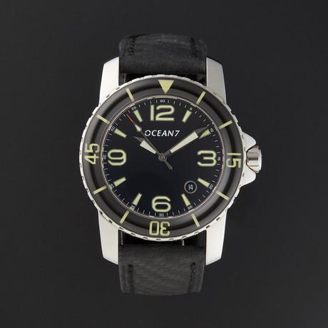 Ocean7 Dress Diver Automatic // LM-5L