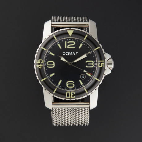 Ocean7 Dress Diver Automatic // LM-5M