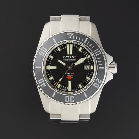 Ocean7 Professional Deep Diver COSC Chronometer Automatic // LM-8C