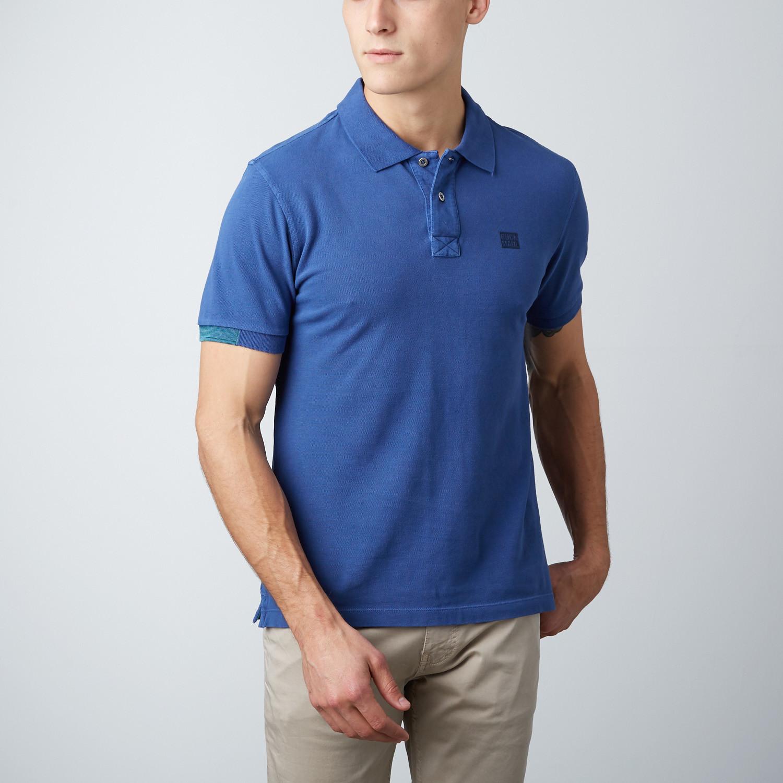 Albert Polo Shirt Snorkel (S) Ruck & Maul Touch of Modern