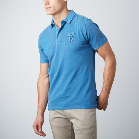 George Polo Shirt // Deep