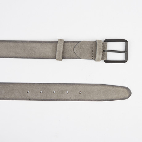 Timothy Belt // Grey