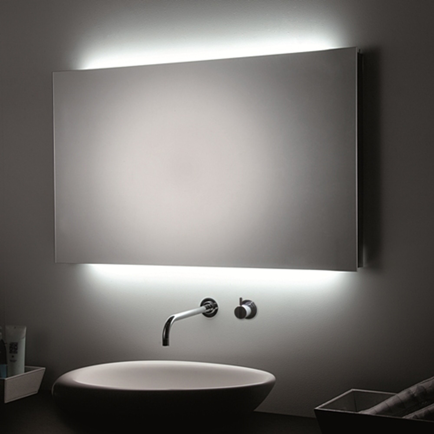 Room Led Lighted Bathroom Wall Mirror Ws Bath Collections Touch Of Modern