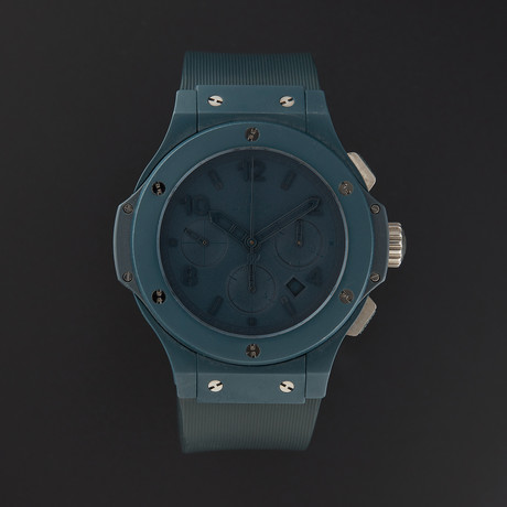 Hublot Big Bang All Blue Automatic // 301.EI.5190.RB // Pre-Owned