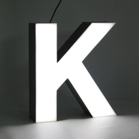 "LETTER ""K"""