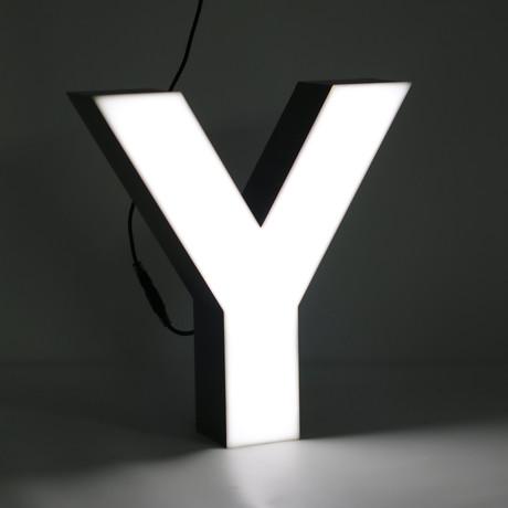 "LETTER ""Y"""