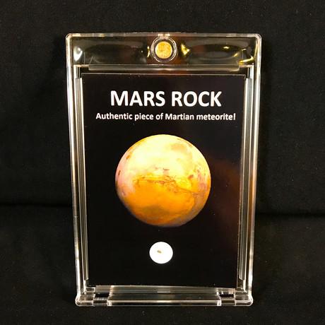 Martian Metoerites