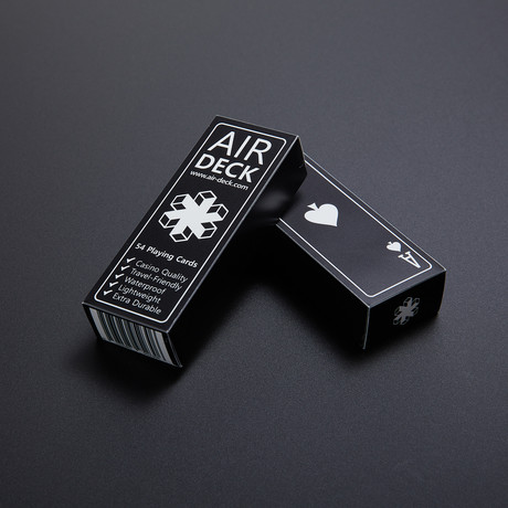 The Air Deck // Set of 2 // Black