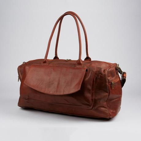 Dark Duffle Bag