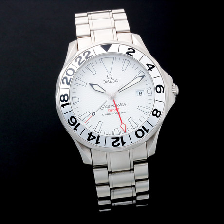 Omega Seamaster GMT Chronometer Automatic // 25698 // Pre-Owned