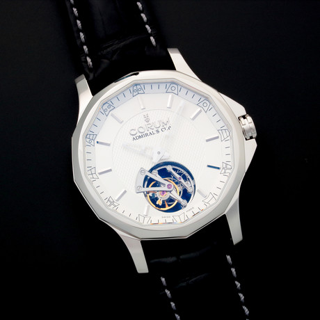 Corum Admiral's Cup Tourbillon Automatic // 029.101.20 // Unworn