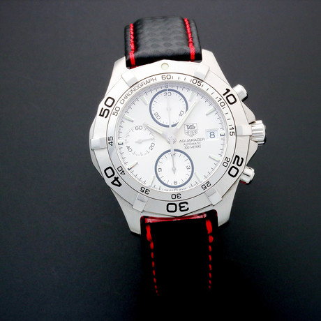 Tag Heuer Chronograph Automatic // CAF21 // Pre-Owned