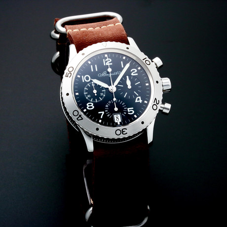 Breguet Chronograph Type XX Automatic // 382ST // Pre-Owned