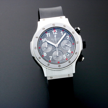 Hublot Chronograph Automatic // B1771.RX // Pre-Owned