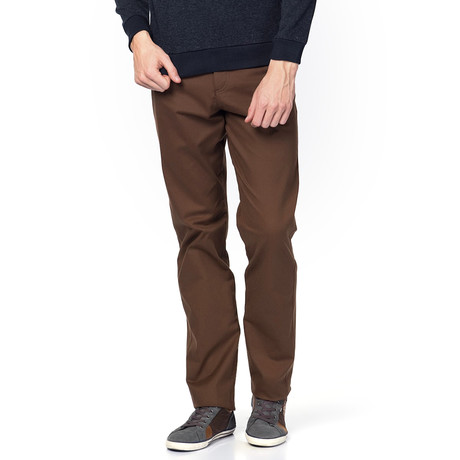 Classic Trousers // Brown