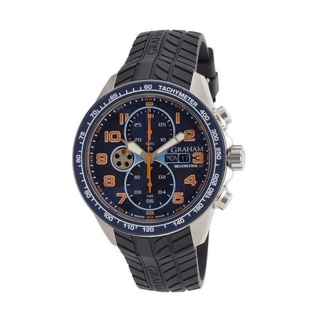 Graham Silverstone RS Racing Chronograph Automatic // 2STEA.U04A.A26F // Unworn