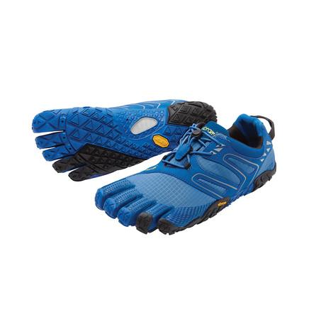 V-Trail // Blue + Black