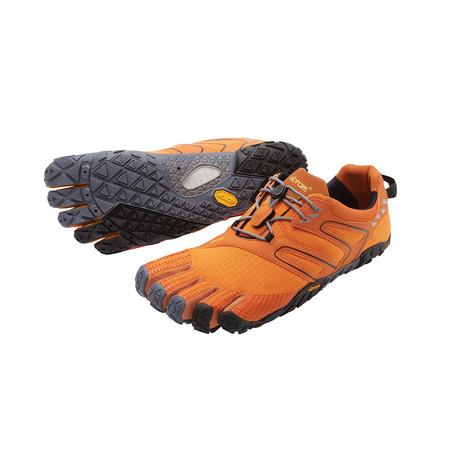 V-Trail // Orange + Grey + Black (41)