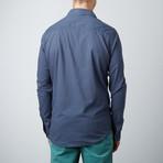 Woven Long-Sleeve Shirt // Shade (XL)