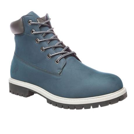 Timber Boots // Dark Blue