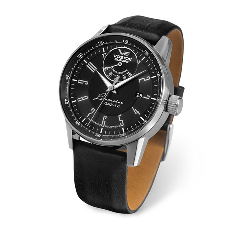 Vostok Europe GAZ Limo Power Reserve Automatic // YN85-560A517