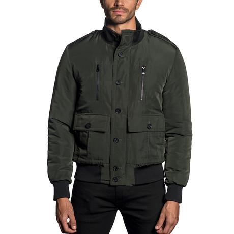 Military Jacket // Olive (S)
